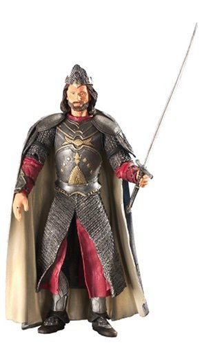 "Return of the King 6"" Figure IV: King Aragorn"