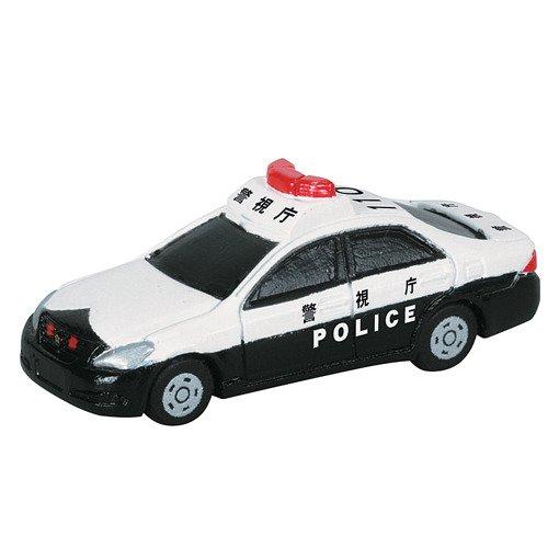 学研 TMCトミカ消しゴム H03075 トヨタ クラウン パトロールカー