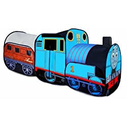 [Best price] Kids&#039 - Playhut Thomas The Tank Play Vehicle with Caboose - toys-games