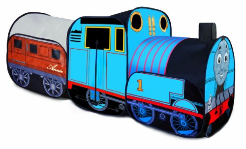 Playhut-Thomas-The-Tank-Play-Vehicle-with-Caboose