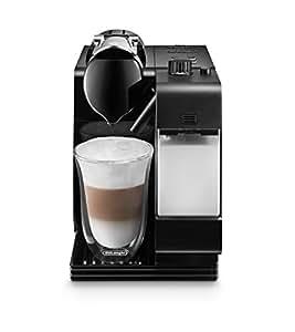 DeLonghi EN520BK Lattissima Plus Nespresso Capsule System, Black