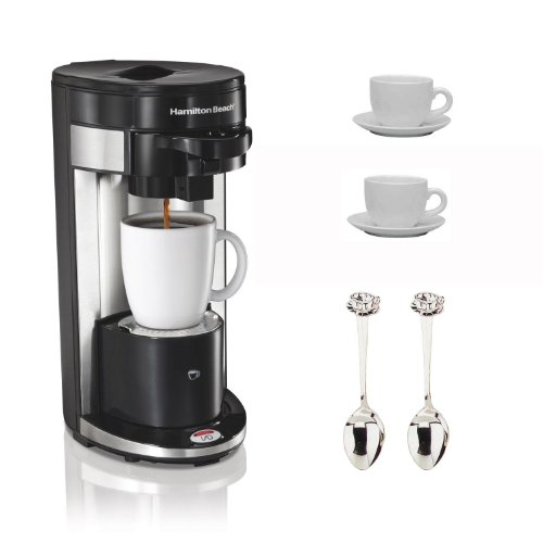 Hamilton Beach K Cup Brewer front-581725