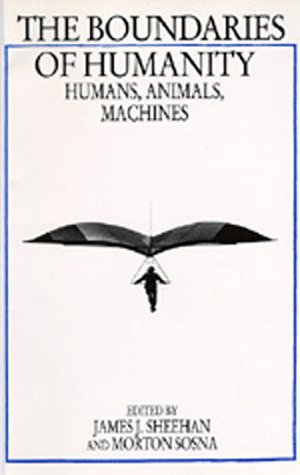 The Boundaries of Humanity: Humans, Animals, Machines
