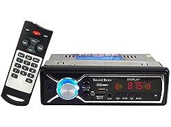 SoundBoss SB-0000 car mp3 player