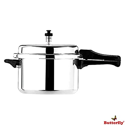 Butterfly Outer Lid Standard Plus Pressure Cooker 3 L