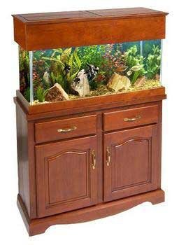 Oak aquarium stand canopy in Fish Supplies - Compare Prices, Read