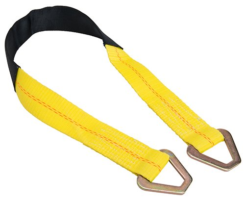 "Why Should You Buy Keeper (04228) 36"" x 2"" Premium Axle Strap with D-Ring"