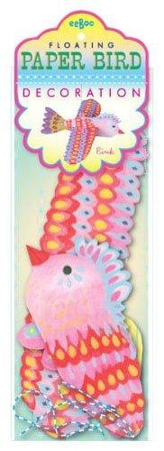 eeBoo Pink Floating Bird