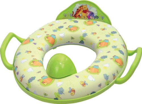 The First Years Disney Pooh Soft Potty Seat