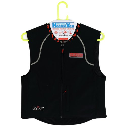 OF702 - Oxford Carbon Heated Vest XL