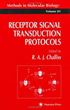 Receptor Signal Transduction Protocols by Gary B. Willars