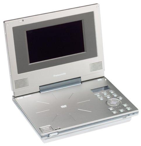 Panasonic DVD-LV55 Portable DVD Player (Ac 90 Panasonic compare prices)