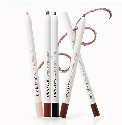 INNISFREE #04 Wine Burgundy Eye Makeup Auto Pencil Liner / 0.5g (Lioele Auto Brow Pencil compare prices)