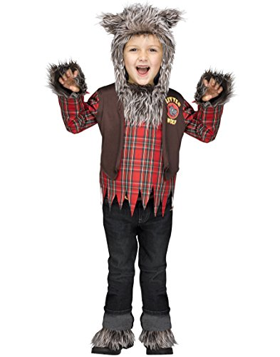 Fun World Li'L Wolf Toddler Costume