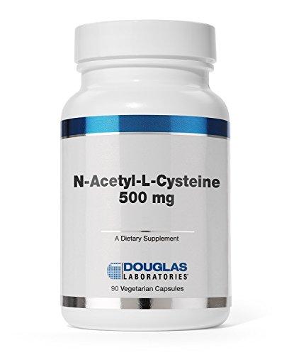 Douglas Laboratories, N-acetil-L-cisteina, 90 vegetariano capsule