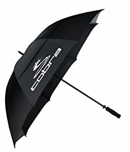 Cobra 68-inch Tour Storm Perform Golf Umbrella by Cobra