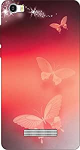 ECO SHOPEE PRINTED BACK COVER FOR MICROMAX CANVAS 5 E481 ARTICLE-8163