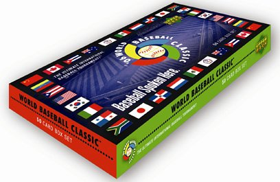 2006 Upper Deck World Games Baseball Cards Factory Set (50 cards/set including stars from all 16 nations!) - Buy 2006 Upper Deck World Games Baseball Cards Factory Set (50 cards/set including stars from all 16 nations!) - Purchase 2006 Upper Deck World Games Baseball Cards Factory Set (50 cards/set including stars from all 16 nations!) (Upper Deck, Toys & Games,Categories,Games,Card Games,Collectible Trading Card Games)