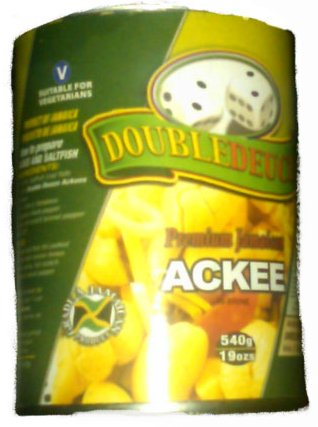 Double Deuce Ackee, 19oz