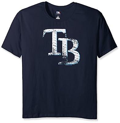MLB Plus Size Women's Team Short Sleeved Screen T-Shirt