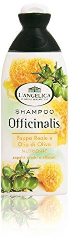 L'Angelica - Shampoo, Nutriente, Pappa Reale e Olio di Oliva - 250 ml