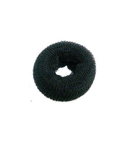 Bump Volumateur Donut - 8 cm - Noir - Donut chignon