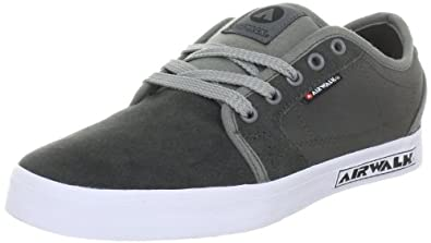 Airwalk Soho Suede 052121-60, Herren Fashion Sneakers, Grau (grey 12), EU 41