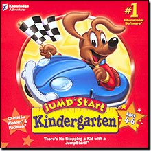 Jumpstart Kindergarten