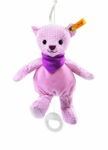STEIFF 238154 - Teddybär Maedchen Spieluhr 20