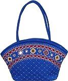 Empower Trust Shoulder Bag (Blue)