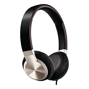 Philips SHL9700/10 Headband Headphones - Black/Aluminium