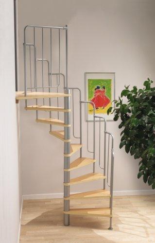 Dolle Barcelona Loft Spiral Staircase Kit (In Stock)