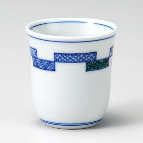 Japanese Yunomi Tea Cup for kid's KUTANI YAKI(ware)