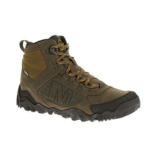 8d7d8c78 Merrell mens Merrell Mens Annex 6 Shell Leather Waterproof Walking Boot  Green Canteen Leather UK Size 7 (EU 41, US 7.5) | $65 - Buy today!