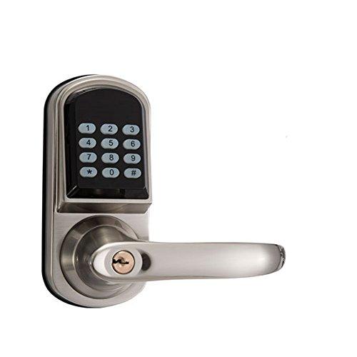 Digital Door Lock Touchscreen Smart Intelligent