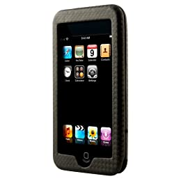 Xgear Carbon Fiber Case for iPod Touch - Black (IT2-CBF30) : Target