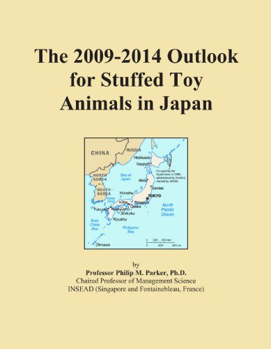 The 2009-2014 Outlook for Stuffed Toy Animals in Japan