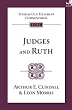 TOTC Judges amp Ruth Tyndale Old Testament Commentaries