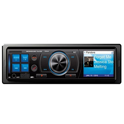 Towallmark(Tm)In-Dash Car Audio Stereo Fm Receiver With Usb Sd Mp3 Player Aux Input 6205