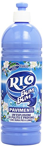Rio - Azzuro Bum Bum, Detergente per I Pavimenti - 750 ml