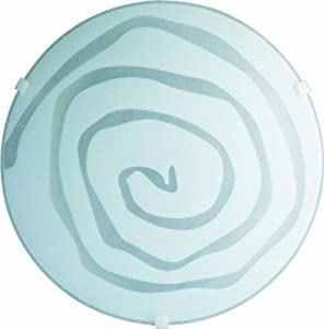 Massive 708230167 Spirale Modern Ceiling/Wall Light from Massive