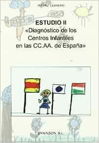 ESTUDIO II DIAGNOSTICO DE CENTROS INFANT: 9788481559453: Amazon.com