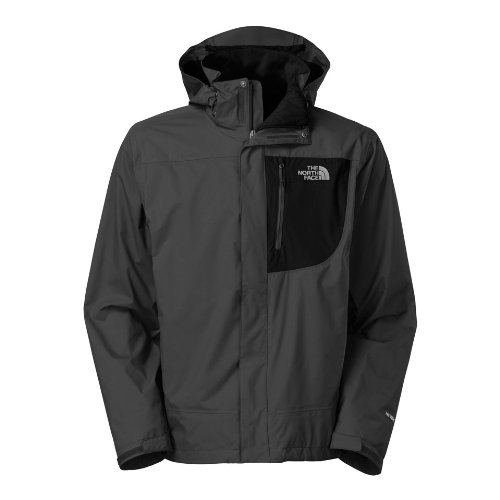 The North Face Varius Guide Jacket - Men's Asphalt Grey / TNF Black