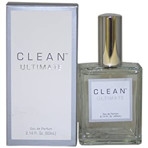 Clean Eau De Parfum, Ultimate, 2.14-Fluid Ounce