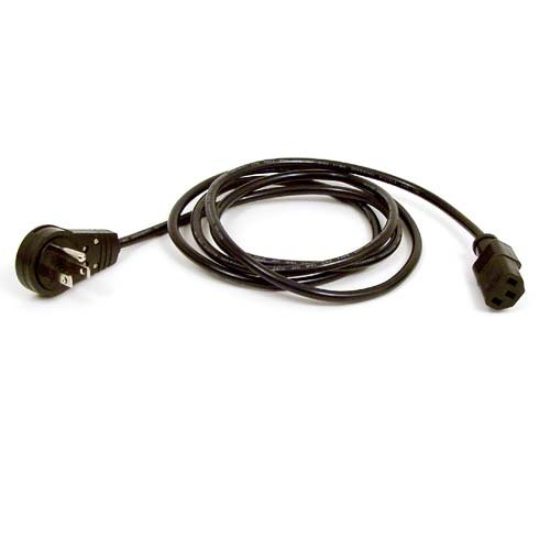 Belkin 6Ft Ac Power Replacement Cord With Flat Rotating Plug