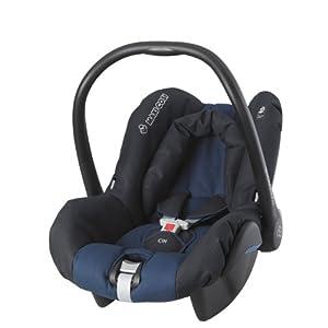Maxi-Cosi 68803226 - Citi SPS Moon light Kinderautositz Gruppe 0+ (bis 13 kg), ab der Geburt bis ca. 12 Monate
