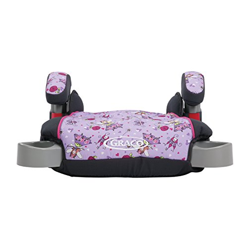 Graco Backless Turbobooster Car Seat Pixie
