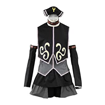 Tales of the Abyss Cosplay Costume - Arietta Outfit 1st XX-Large