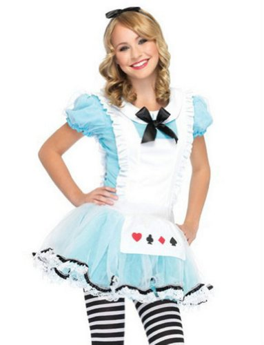 Adorable Alice Costume - Teen Small/Medium