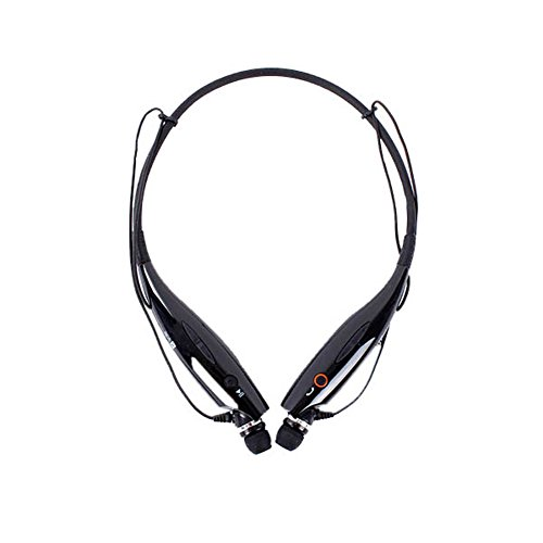 Silvercell Wireless Bluetooth Universal Sport Stereo Headset Headphone For Lg Tone Hbs-730 Black